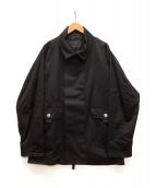 MACKINTOSH(マッキントッシュ)の古着「ファイヤーマンジャケット」|ブラック
