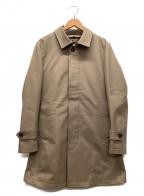 BLACK LABEL CRESTBRIDGE()の古着「トレンチコート」 ベージュ