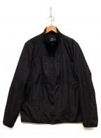Snow peak(スノーピーク)の古着「2レイヤーオクタジャケット」|ブラック