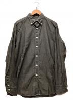 BOLZONELLA(ボルゾネッラ)の古着「シャツ」 グレー