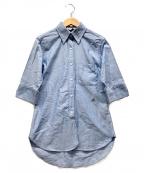 MADISON BLUE(マディソンブルー)の古着「シャツ」 サックスブルー