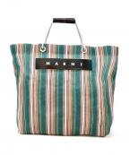 MARNI(マルニ)の古着「トートバッグ」|グリーン