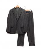 MACKINTOSH LONDON(マッキントッシュ ロンドン)の古着「グレンチェックセットアップジャケット」|グレー