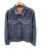 LEVI'S(リーバイス)の古着「トラッカーデニムジャケット」|インディゴ
