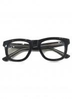 THE CRIMIE(ザ クライミー)の古着「伊達眼鏡」|ブラック