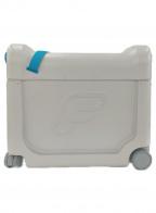 JETKIDSbySTOKKE(ジェットキッズバイストッケ)の古着「子供用旅行スーツケース」|グレー×ブルー