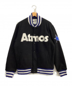 ATMOS(アトモス)の古着「スタジャン」|ブラック
