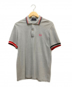 FRED PERRY()の古着「ポロシャツ」|グレー