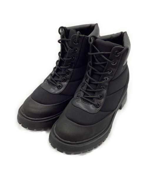 ZARA(ザラ)ZARA (ザラ) ショートブーツ ブラック サイズ:36 未使用品の古着・服飾アイテム