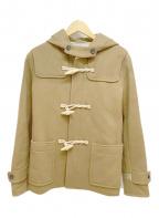 BEAUTY&YOUTH(ビューティアンドユース)の古着「ダッフルコート」|ブラウン