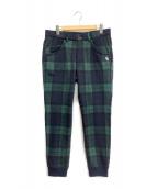 ()の古着「パンツ」|グリーン