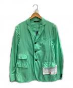 Fraizzoli(フライツォーリ)の古着「テーラードジャケット」|ミント