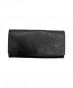 BLOODY MARY(ブラッディマリ)の古着「長財布」 ブラック