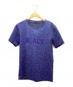 BURBERRY BLACK LABEL()の古着「半袖Tシャツ」|ネイビー