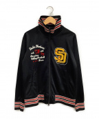 STUDIO DARTISAN(ステュディオダルチザン)の古着「トラックジャケット」|ブラック