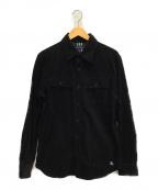 BURBERRY BLUE LABEL()の古着「コーデュロイジャケット」|ブラック