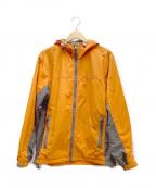 HELLY HANSEN(ヘリー ハンセン)の古着「ナイロンパーカー」|オレンジ×グレー