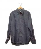 PAUL SMITH()の古着「長袖シャツ」 ブラック