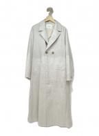 SLOBE IENA()の古着「ベルト付きコート」|グレー
