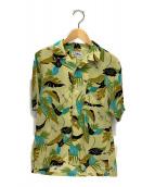 ()の古着「アロハシャツ」