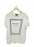 A.P.C.()の古着「プリントTシャツ」|ホワイト