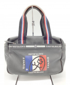 CASTELBAJAC(カステルバジャック)の古着「2WAYミニボストンバッグ」|ブラック