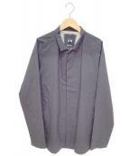 ()の古着「ノーウェザーシャツジャケット」 ブラック