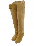 DIANA(ダイアナ)の古着「ニーハイブーツ」 ブラウン
