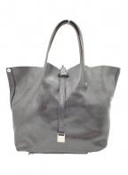 TIFFANY & Co.(ティファニー)の古着「ハンドバッグ」 ブラック