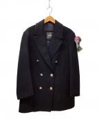 GLOVER ALL(グローバーオール)の古着「Pコート」|ネイビー