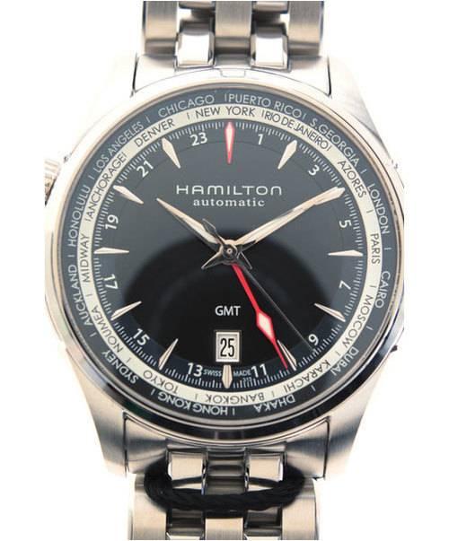 brand new 9c574 e86aa [中古]HAMILTON(ハミルトン)のメンズ 服飾小物 ジャズマスター/GMT リストウォッチ/■腕時計