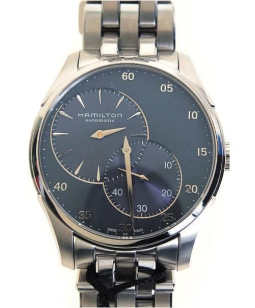 pretty nice a1343 0fc73 [中古]HAMILTON(ハミルトン)のメンズ 服飾小物 ジャズマスター/レギュレーター リストウォッチ/■腕時計