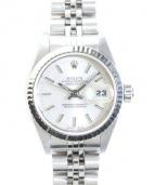 ROLEX(ロレックス)の古着「デイトジャスト79174■腕時計」|シルバー バーインデックス