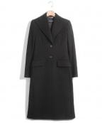 DOLCE & GABBANA(ドルチェアンドガッバーナ)の古着「コート」|ブラック