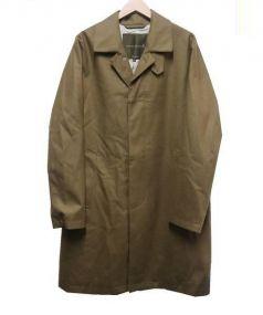 MACKINTOSH(マッキントッシュ)の古着「ステンカラーコート」|ブラウン