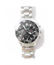 OMEGA(オメガ)の古着「シーマスター/腕時計」|ブラック
