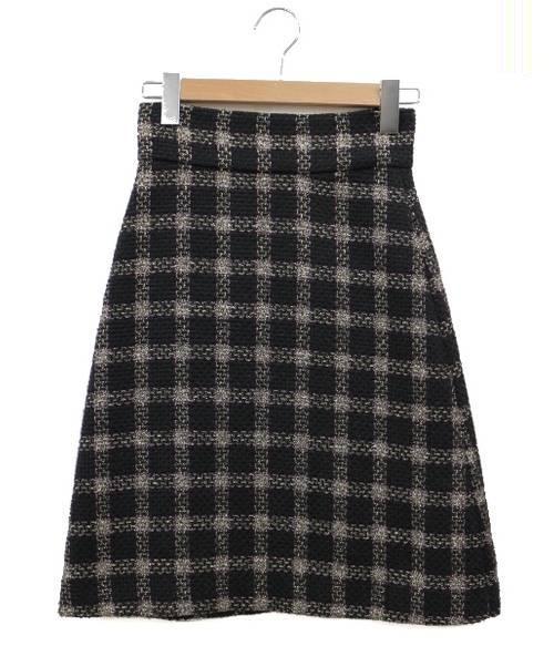 newest collection 2b2fb 5de8a [中古]GUCCI(グッチ)のレディース スカート ツイードAラインスカート