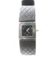 CHANEL(シャネル)の古着「マトラッセ/腕時計」|ブラック