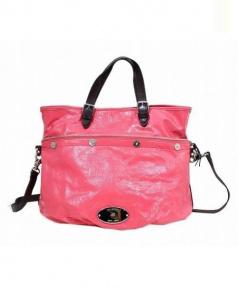 MULBERRY(マルベリー)の古着「2WAYショルダーバッグ」|ピンク
