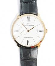 GIRARD PERREGAUX(ジラール・ペルゴ)の古着「腕時計/1966 フランソワ・ペルゴ トリビュートモデル」|アイボリー