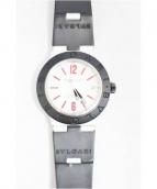 BVLGARI(ブルガリ)の古着「アルミニウム/オートマチック/腕時計」|ホワイト