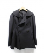 Yohji Yamamoto(ヨウジヤマモト)の古着「セットアアップスカート」|ブラック