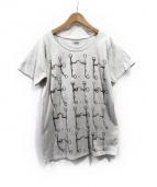 HERMES(エルメス)の古着「Tシャツ」|グレー