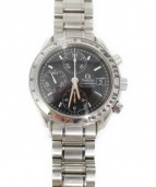 OMEGA(オメガ)の古着「スピードマスターデイト/腕時計」|ブラック