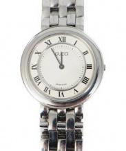GUCCI(グッチ)の古着「腕時計」|シルバー