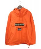 NAPAPIJRI(ナパピリ)の古着「Rainforest Winter Jacket」|オレンジ