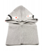 A BATHING APE(アベイシングエイプ)の古着「ニット帽」|グレー