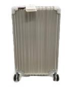 RICARDO(リカルド)の古着「スーツケース」|グレー