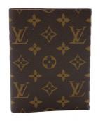 LOUIS VUITTON(ルイヴィトン)の古着「ブック/手帳カバー」|ブラウン