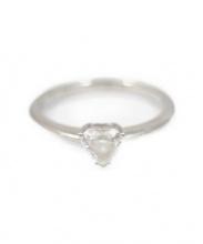 平和堂(ヘイワドウ)の古着「ダイヤモンドリング」|シルバー